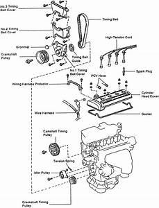 1991 Geo Prizm 1 6l Mfi Dohc 4cyl