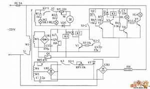 Magnetic Stirring Apparatus Circuit Diagram 2