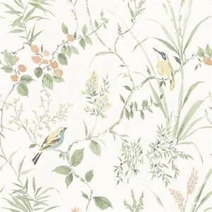 Imperial Garden Botanical Wallpaper from The Vinyard by ...