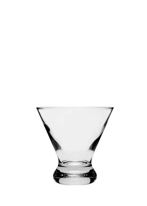 Stemless Martini Glass   Cosmopolitan   EventHaus Rentals