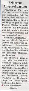 Wohnen Nach Wunsch Das Haus : detail ansicht pressespiegel baumeister haus ~ Lizthompson.info Haus und Dekorationen