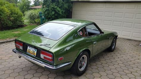 Datsun 240z Sale by 1973 Datsun 240z Comes Up For Sale Looking Factory Fresh