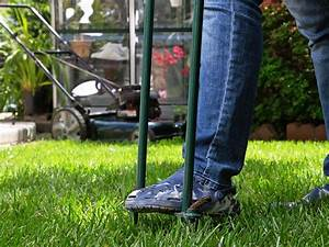 A Guide To Using A Lawn Aerator