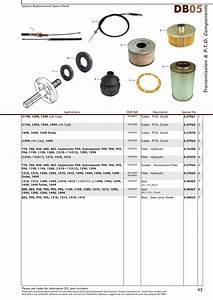 David Brown 990 Service Manual