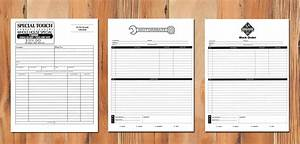 3 part invoices carbonlesscom With custom carbonless invoice forms