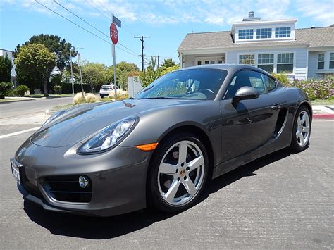 Rent The All-new 2014 Porsche Cayman In Los Angeles