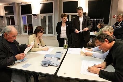 qui peut tenir un bureau de vote bureaux de vote derrière le vote il y a