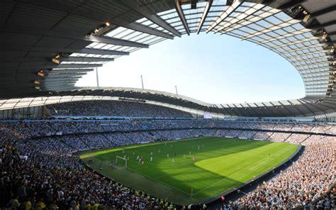 man citys etihad stadium  expand ground  boast