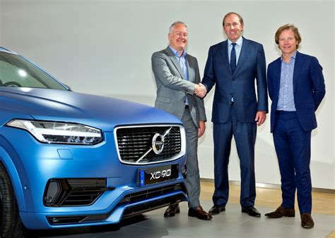 volvo official volvo official car sponsor klm open 2016 volvo car