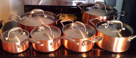 copper cookware pans lagostina pan pots reviewed cooking shiny canada caring utensils frying kitchen cooks mar choosing line spoon benefits