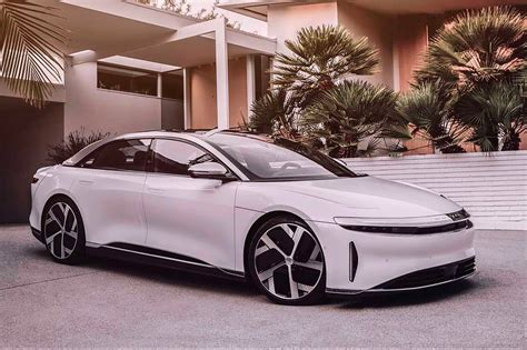 Lucid Motors Is Going Public Before It Starts Selling Electric Vehicles