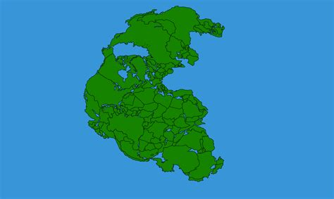 Image - Pangea Map.png | TheFutureOfEuropes Wiki | FANDOM ...