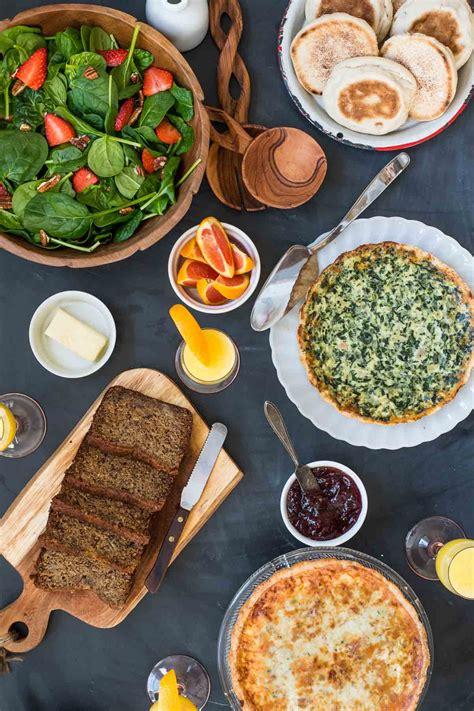 ultimate   easter brunch menu neighborfood
