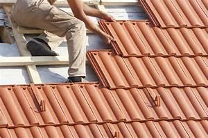 Tuile Pour Toiture : construire sa toiture avec des tuiles en terre cuite ~ Premium-room.com Idées de Décoration