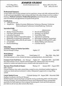 examples of resumes the most important thing on your With show me some sample of resume