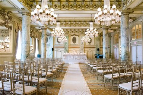 fancy wedding venue  willard intercontinental