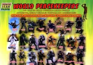 Combat Controller World Peacekeepers Power Team Elite