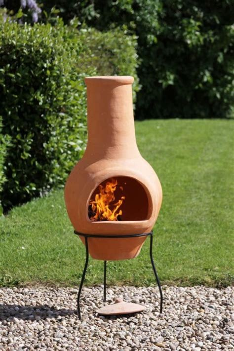 How To Make A Chiminea by Terracotta Chiminea Pit 1854206 Solus Decor