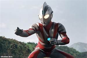TOKU to Air Ultraman Neos Live-Action Series With English ...