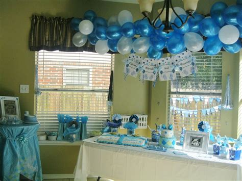 baby shower for guys baby boy shower decoration ideas
