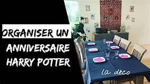 Deco Harry Potter Anniversaire : 13 idees de deco pour un anniversaire harry potter recettes vegetaliennes a tire larigot ~ Melissatoandfro.com Idées de Décoration