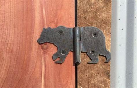 animal shaped door hinges home design garden