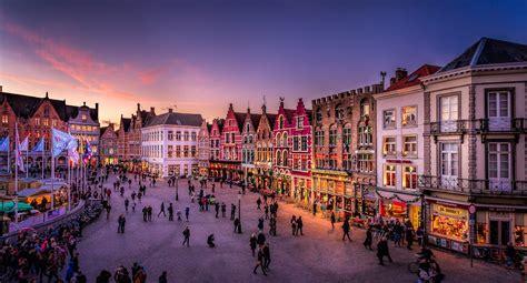 um  em bruges uma das cidades mais charmosas da europa