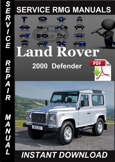 how to download repair manuals 2000 land rover discovery series ii free book repair manuals 2000 land rover defender service repair manual download download