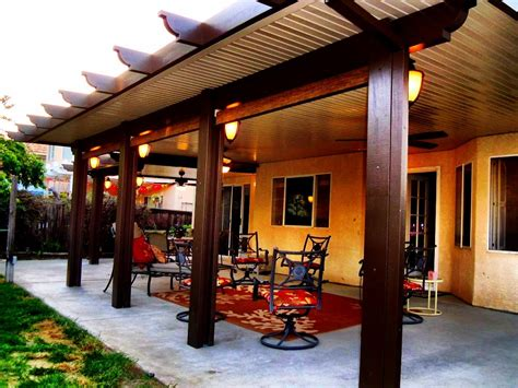 Easy Diy Patio Cover Ideas by Diy Alumawood Patio Cover Kits Shipped Nationwide