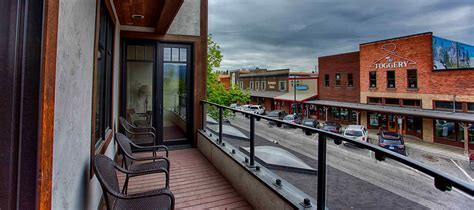 Whitefish Vacation Rentals   Whitefish Downtown Suites