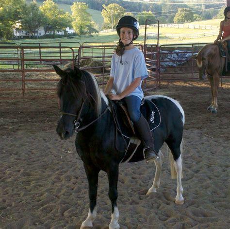 riding lessons horse lesson beginner horseback near stables point banner