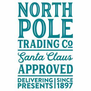 silhouette design store view design 228520 north pole With north pole trading company letter ornaments