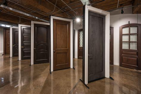 Glenview Haus Showroom  Custom Doors And Wine Cellars At