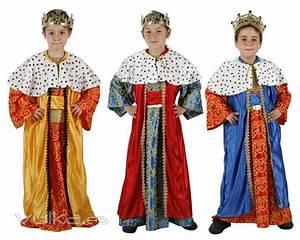 Disfraces para niños en Navidad Rey Mago Manualidades para niños