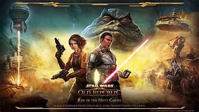 Wars Republic Star Swtor Wallpapers Hutt Rise