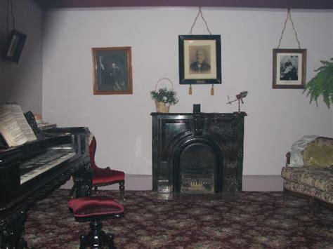 Interior Of (haunted) Living Room