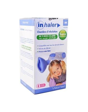 chambre inhalation bébé inhaler chambre d inhalation pour bébé ou enfant des