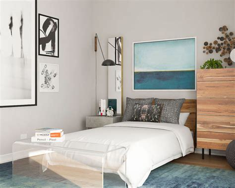small space ideas simple ways  maximize  small bedroom