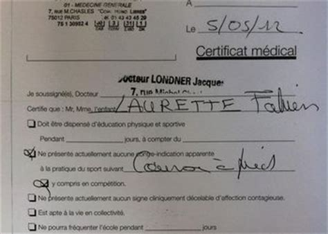 PDF Télécharger certificat médical facultés mentales ...