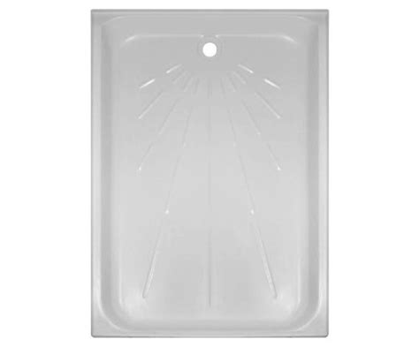 plastic shower large rectangular plastic shower tray
