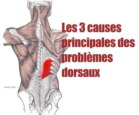 Douleur Bas Du Dos  Les 4 Causes Possibles (et Comment