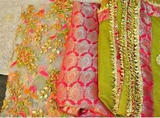 10 best Hand Embroidered Gota Patti Suits CASH ON