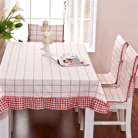 sale kitchen dining table cloth and chair cover set