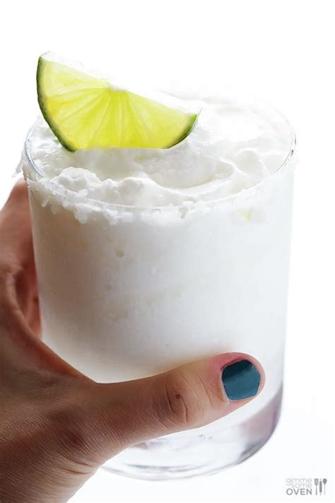 Coconut Margarita Cocktail Recipe