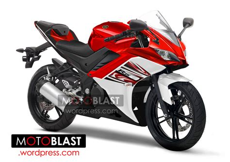 Yamaha R15 Indonesia 2014! Render!