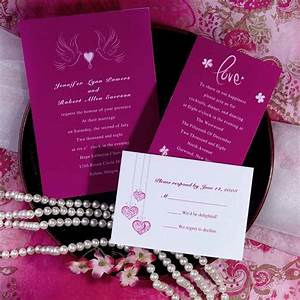 five awesome fall wedding colors in shades of black With super fancy wedding invitations
