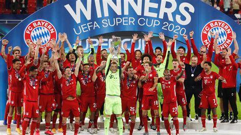 Fc bayern.tv jetzt fc bayern.tv plus abonnieren! Supercup 2020: FC Bayern schlägt Sevilla - Javi Martinez wird Matchwinner