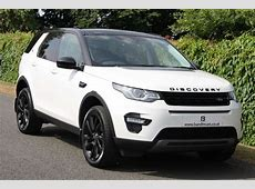 Land Rover Discovery Sport TD4 HSE BLACK for sale