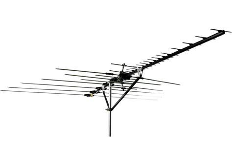 channel master tv antenna range vhf uhf outdoor