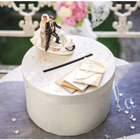 urne mariage ronde blanche urnes enveloppe badaboum